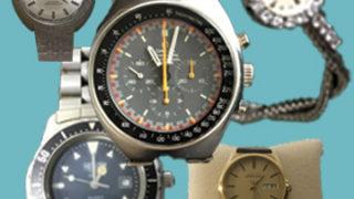 壊れた腕時計 お買取できるかも?